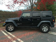 2011 Jeep WranglerUnlimited Rubicon Sport Utility 4-Door